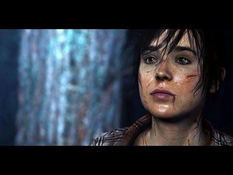 """Beyond Two souls Test """"Passion et Emotion dans la peau d'Ellen Page."""""""