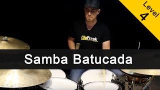 Samba Drum Lesson - Samba Batucada