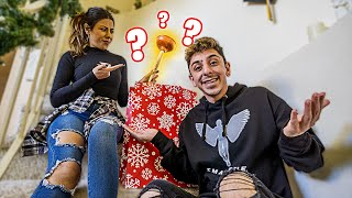 Surprising my Family with the WORST Christmas Gifts EVER...