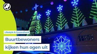 30.000 kerstlichtjes dansen mee op de maat voor goede doel
