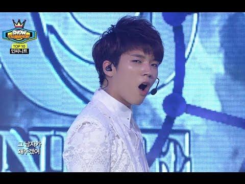 INFINITE - Last Romeo, 인피니트 - 라스트로미오, Show Champion 20140528
