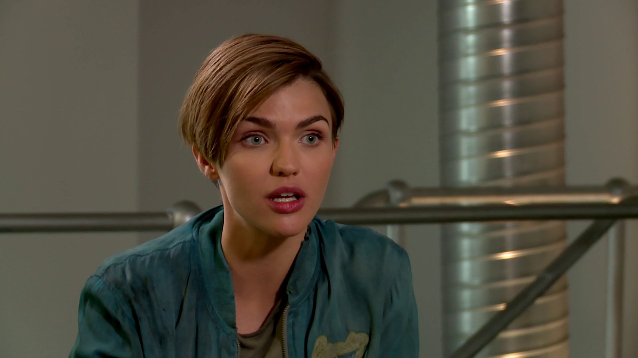Ruby Rose Drops Resident Evil The Final Chapter Movie