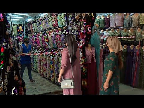 В Душанбе заработал крупнейший рынок страны «Корвон»