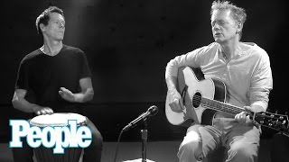 The Bacon Brothers Perform Their Single 36 Cents People