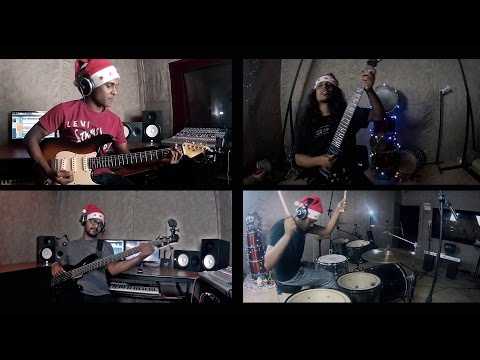 A CHRISTMAS ROCK MEDLEY - COVER