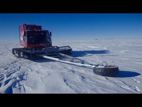 South Pole Traverse 2015