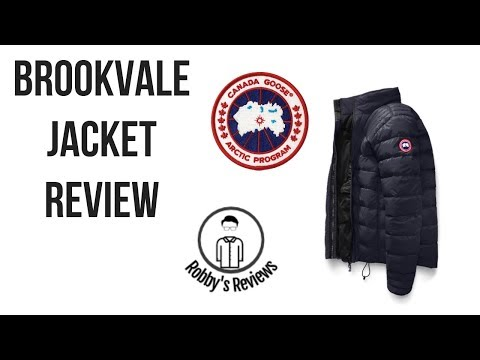 Review: Canada Goose Brookvale Jacket