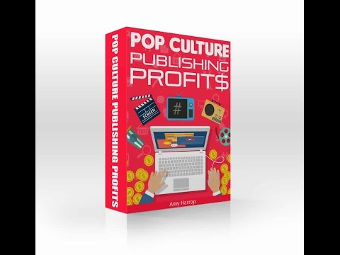Pop Culture Publishing Profits review