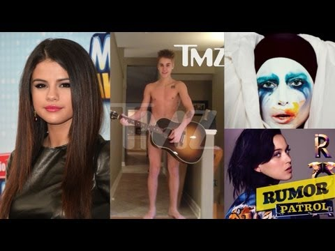 Selena Gomez Plastic Surgery? Katy Perry vs. Lady Gaga! Justin Bieber's Friends Leaking Photos!?!