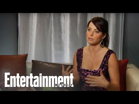 Erica Durance Of 'Smallville'  Entertainment Weekly