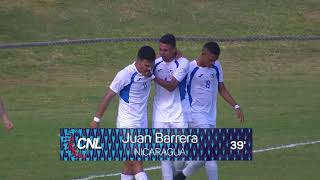 CNL 2018: SAINT VINCENT and the GRENADINES VS NICARAGUA Highlight