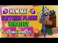 NEW Gem Grab Map Sapphire Plains OP Strategy! + $50 Giveaway Winners! Brawl Sta…
