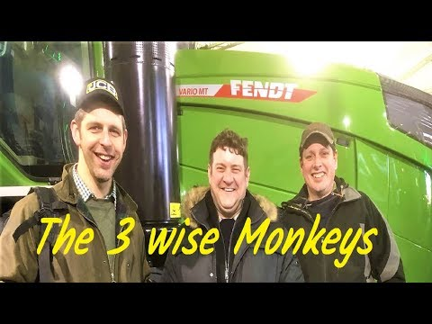 Updates and 3 Wise Monkeys news