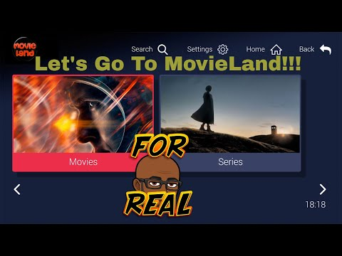 Movieland Apk One Click And Play Youtube