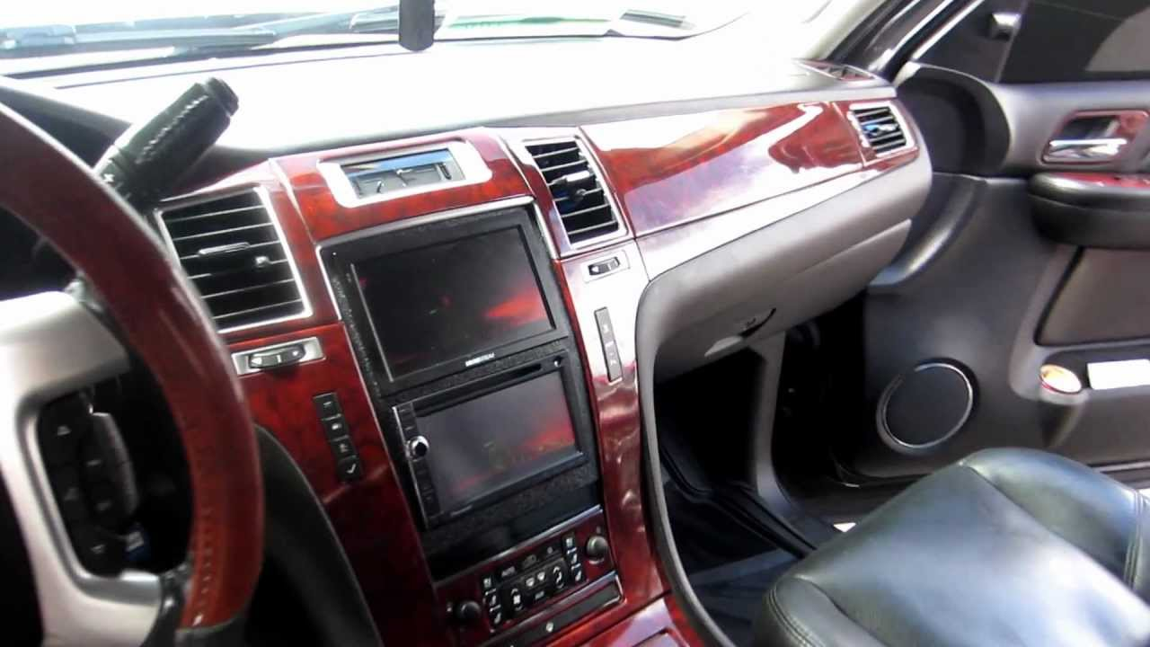 Cadillac Escalade Slammed On 28 S Youtube
