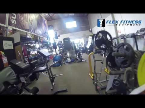 Flex Fitness Equipment Malaga