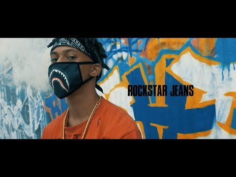 Tay Constellation - RockStar Jeans (OFFICIAL VIDEO) Pansonic g7 Music Video
