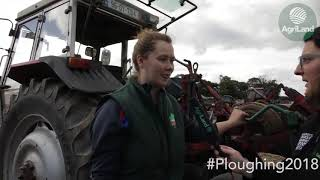 Laura Grant on preparing for this year's 'Ploughing'