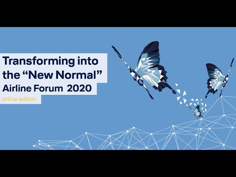 Airline Forum 2020 - Alistair Thursfield / Lufthansa Systems