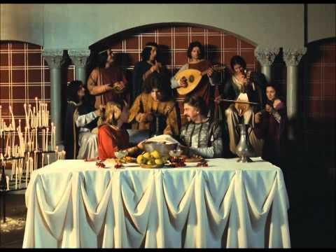 Spanish Medieval Folia - Rodrigo Martinez vs Perceval le Gallois
