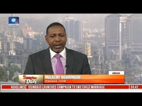 Sunrise Daily: Eye On Nigeria's Electoral Process Pt 1