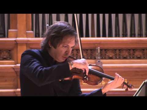 Schnittke Violin Sonata No.1 Sviatoslav Moroz