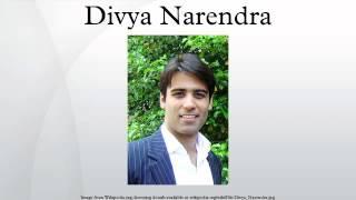 Divya Narendra