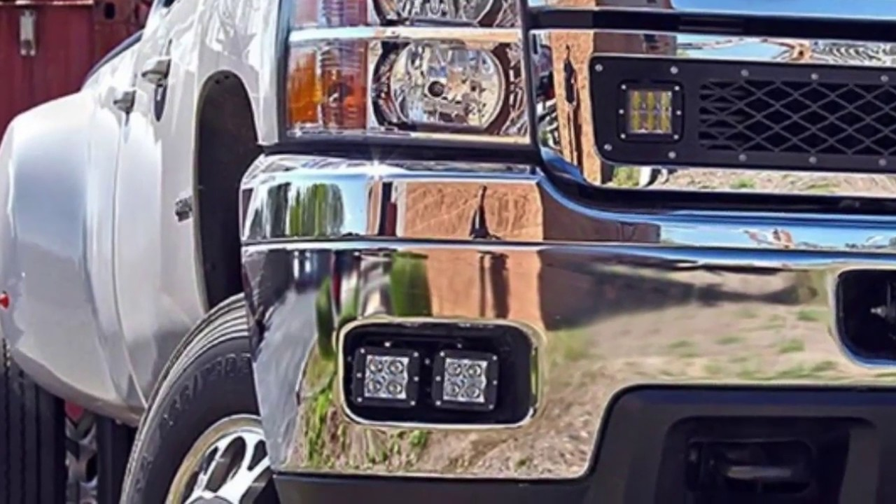 ijdmtoy install 2007 2014 chevy silverado led fog lights youtube  2010 chevy silverado fog light wiring harness about #24