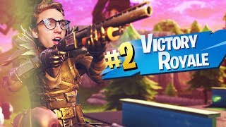 😰CHOKING THE DUB... I'M SORRY TARN - Fortnite Battle Royale