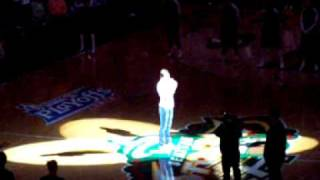 Repeat youtube video Brandi Carlile - The Star-Spangled Banner @ Seattle Storm - Sept 2, 2010
