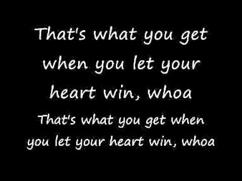 that's what you get paramore with lyrics