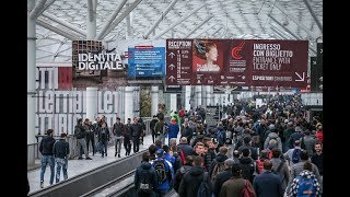 Выставка мототехника Италия Милан