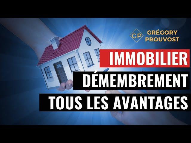 Démembrement immobilier :Tous les avantages 🥰 Expert-Comptable - Cabinet FICO - Grégory PROUVOST