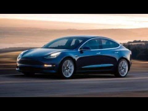 Consumer Reports: Tesla Model 3 braking problems