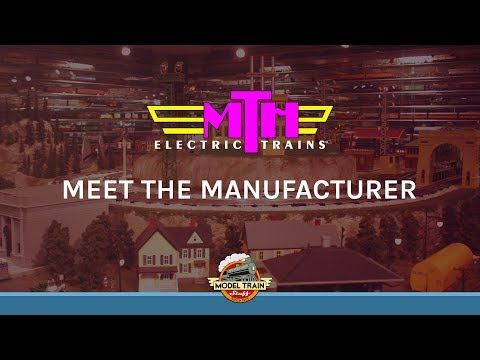 Meet the Manufacturer: MTH Electric Trains
