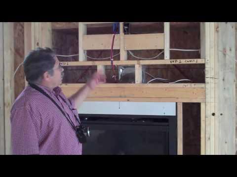 Blocking & Sealing a Fireplace Chase - YouTube