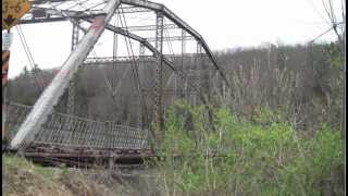 Delaware Riverkeeper Video Pond Eddy Bridge Replacement Problems.mov