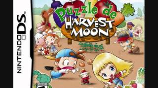 Puzzle de Harvest Moon (NDS Music)