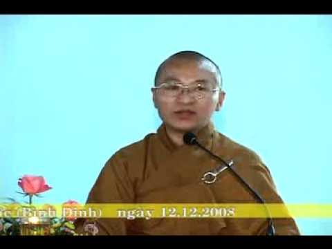 Giá Trị Quán Tưởng Trong Niệm Phật (Phần 1-2) (11/12/2008)  Thích Nhật Từ