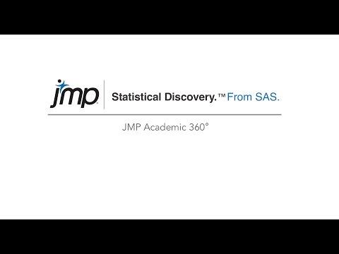 JMP Academic 360 | JMP