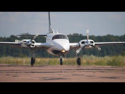 Самолёт, о котором мечтал. Test-flight Piper Aerostar 700