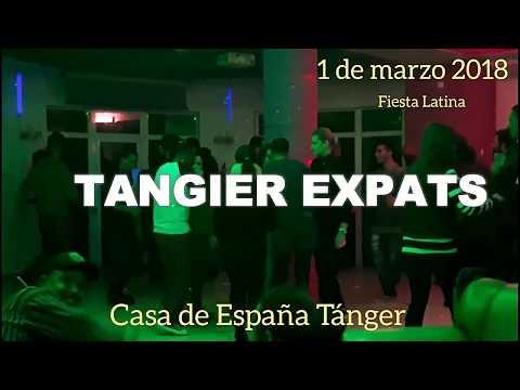 TANGIER EXPATS & Vibing Tangier latin night