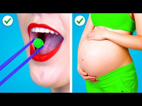 I AM PREGNANT!
