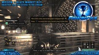 Deus Ex Mankind Divided - Adept of the Metaverse Trophy / Achievement Guide (All Tutorials)