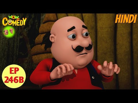 Motu Patlu in Hindi | 3D Animated Cartoon Series for Kids | The King of Mummys thumbnail