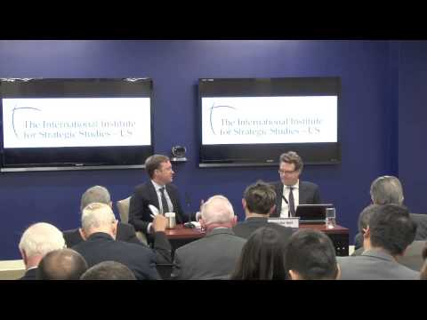 China's 5th Generation Leadership's Approaches to Defense and Security with Alexander Neill