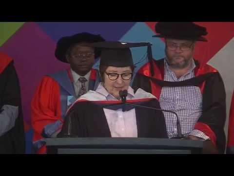 Victoria University, Melbourne Australia, May 2016, Graduation Ceremony 4