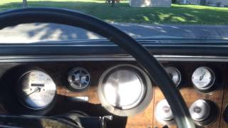 1978 Pontiac Lemans walk around and test drive