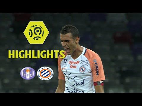 Toulouse FC - Montpellier Hérault SC (1-0) - Highlights - (TFC - MHSC) / 2017-18