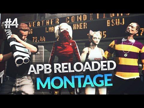 APB Reloaded Mini Montage - NAMELESS (RIP EU) #4 - XBOX ONE